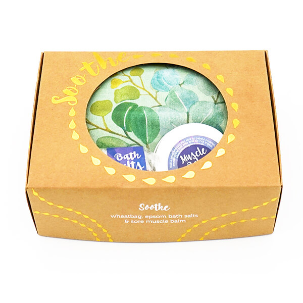 heart gum soothe gift pack
