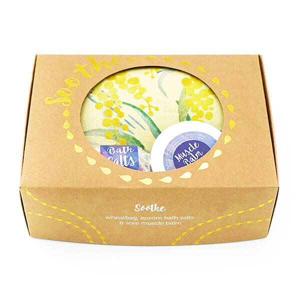 wattle soothe gift pack