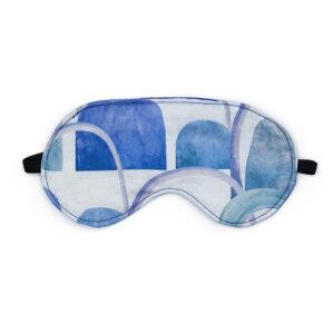 arches blue eye mask