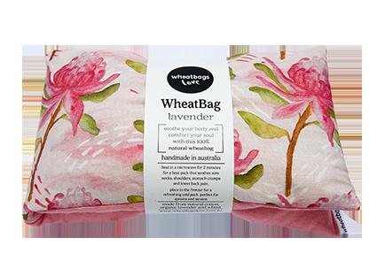 wheatbag waratah